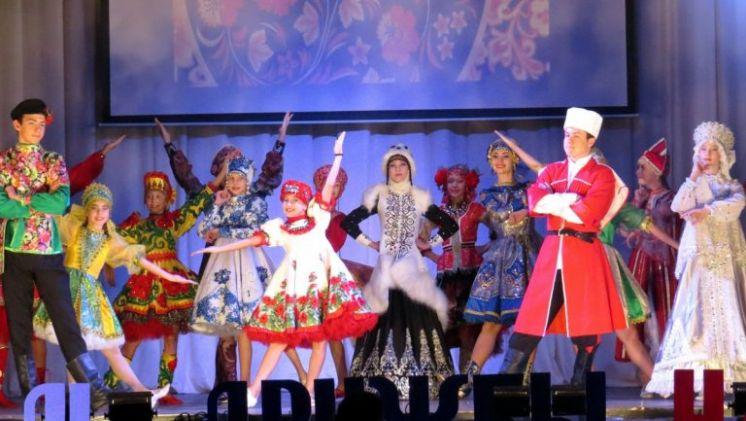 В Ростовской области стартует проект – Межрегиональный фестиваль национальных культур «Народов Дона дружная семья».