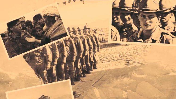 Урок мужества «Герои необъявленной войны», посвященный годовщине вывода советских войск из Афганистана