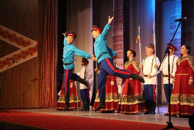 Волгодонский ансамбль «Казачий Дон» вышел в финал танцевальной лиги «Территория культуры Росатома»