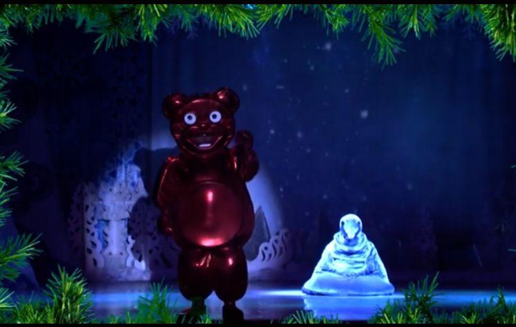 Новогодняя сказка для детей «Чудеса за два часа»