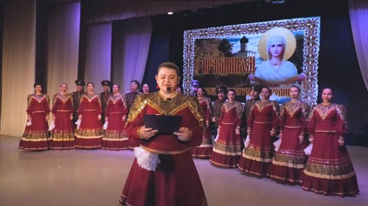 Видеопоздравление с праздником Покрова Пресвятой Богородицы