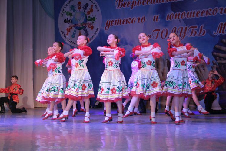 В Волгодонске подвели итоги Всероссийского фестиваля-конкурса «Голубь мира»