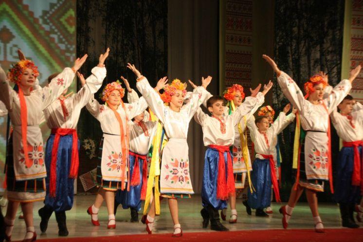 В ДК «Октябрь» прошел большой «Праздник танца»