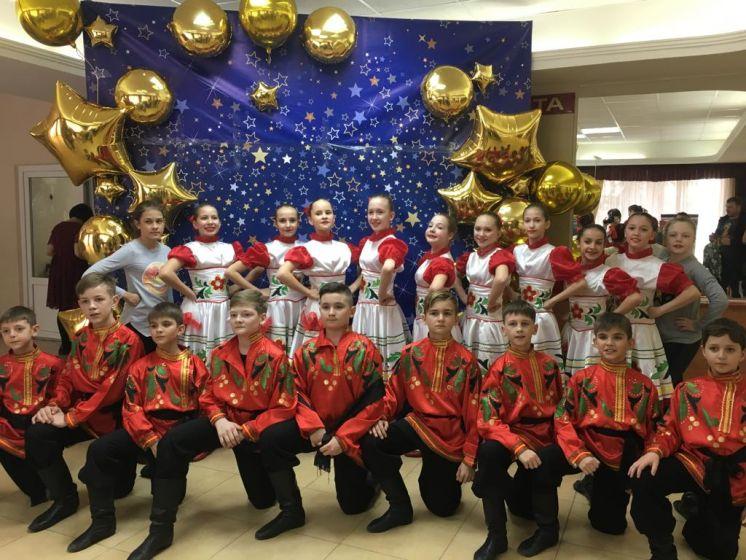 Танцоры коллективов ДК «Октябрь» Волгодонска с блеском выступили на Всероссийском фестивале
