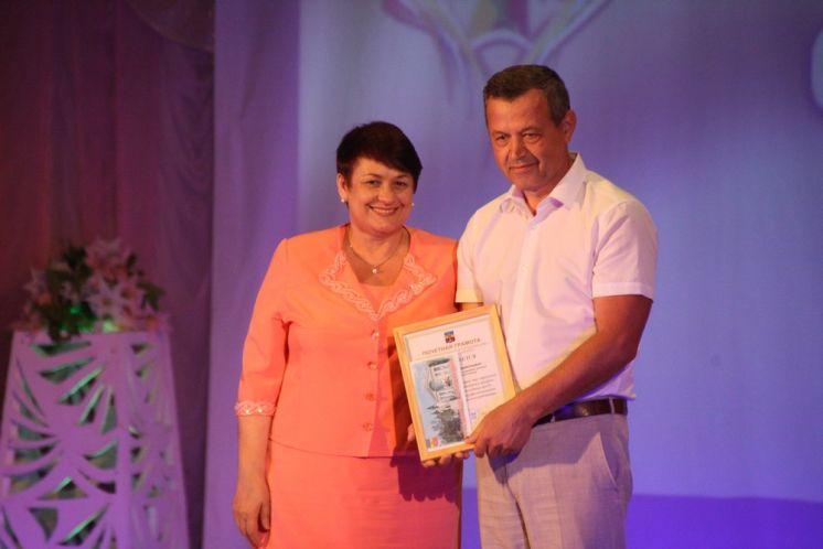 В ДК «Октябрь» состоялось торжественное собрание, посвященное Дню социального работника