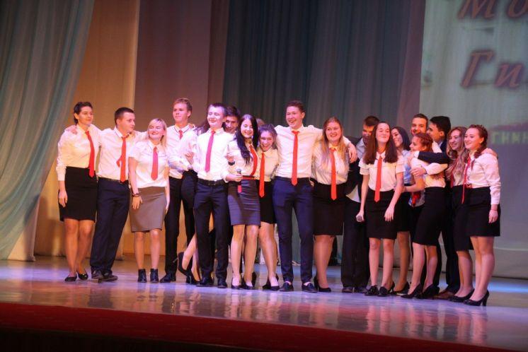 В ДК «Октябрь» состоялось торжественное мероприятие, посвященное 25-летию Юридической гимназии