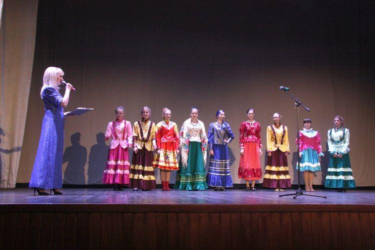 ДК «Октябрь» принял участие в организации и проведении конкурса «Донская казачка»
